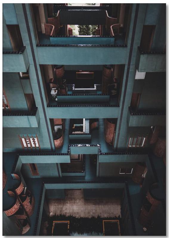 Walden Tetris -Notizblock