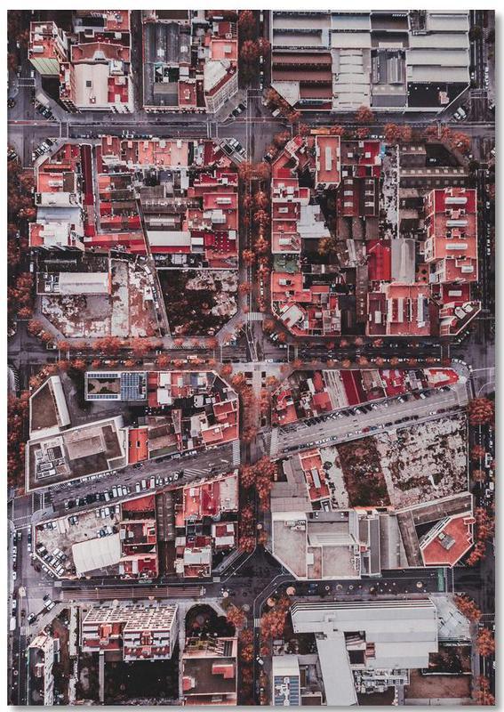 Barcelona -Notizblock