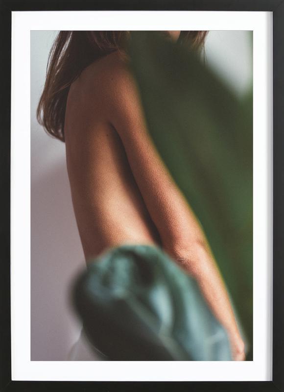 Ficus Lyrata 2 Framed Print
