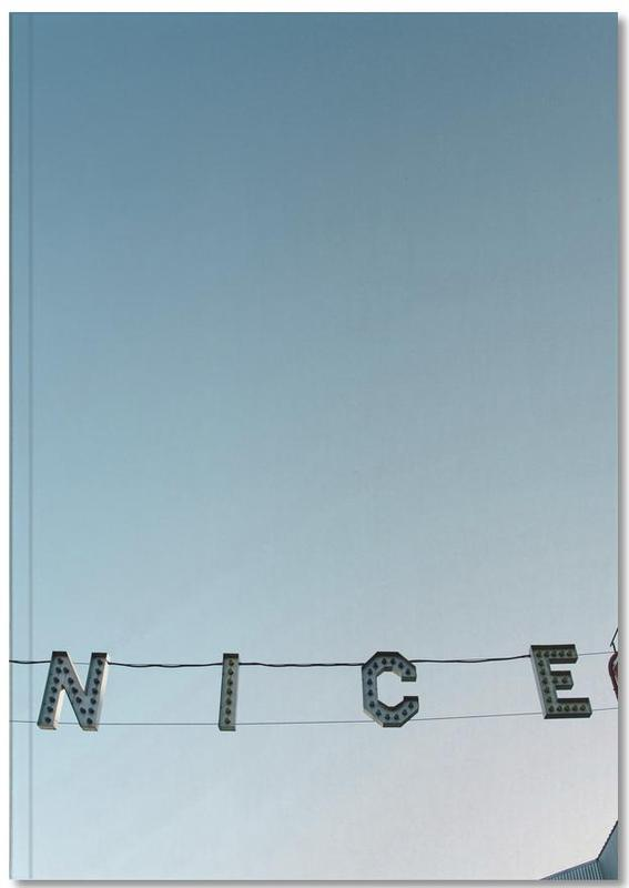 Ve-Nice Notebook