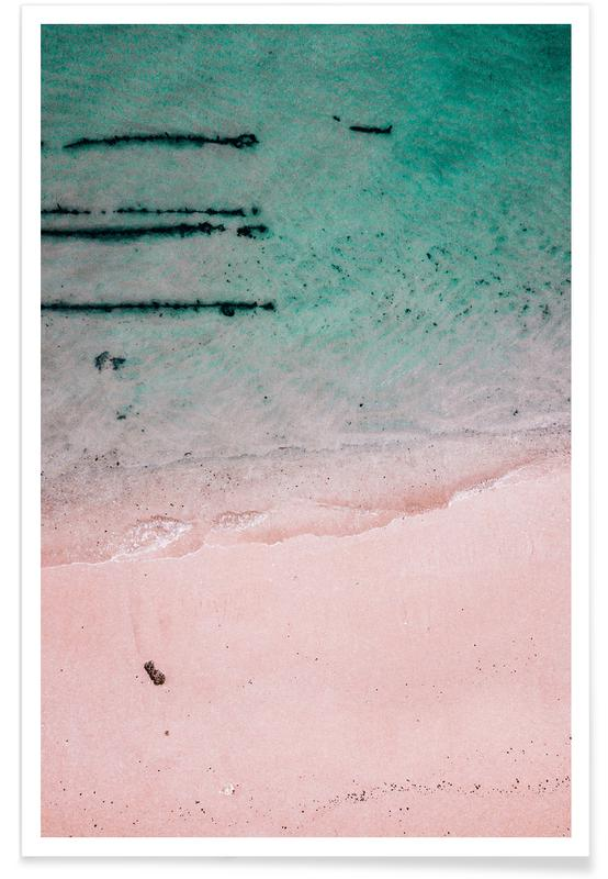 Beach Patterns2 affiche