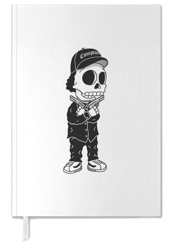 Compton Skull Personal Planner