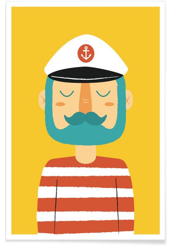 Ahoy Sailor affiche