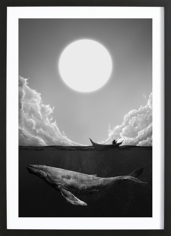 Otherside Framed Print