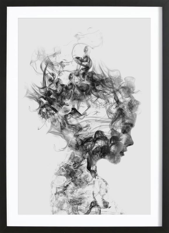 Dissolve Me Framed Print