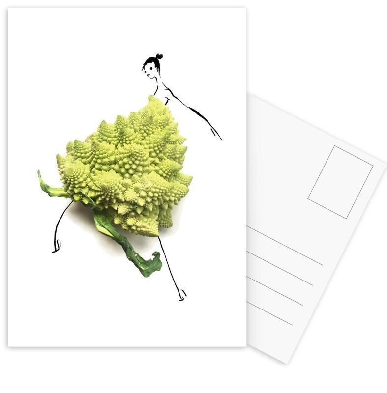 Rommy Postcard Set