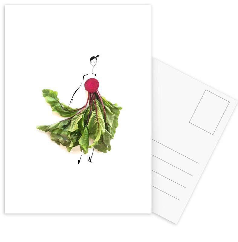 Beet Postcard Set