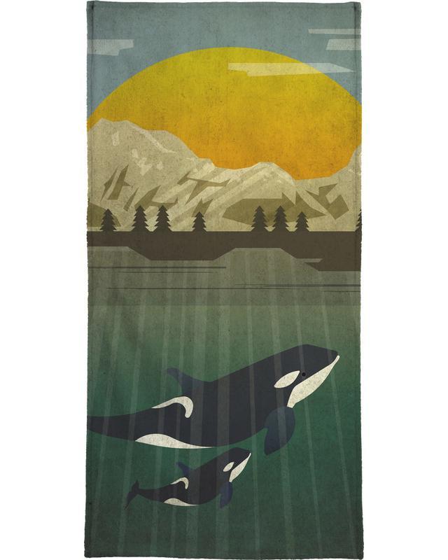Orka Bath Towel