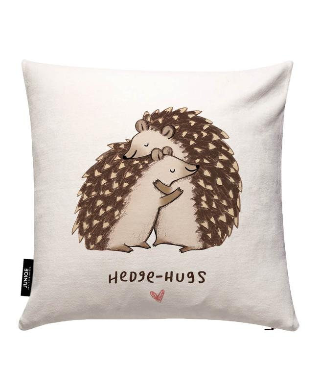 Hedgehugs Cushion Cover