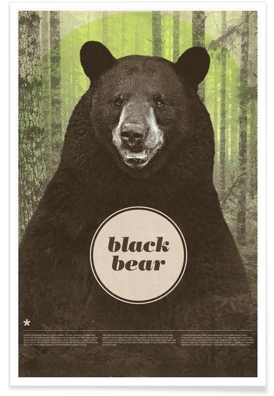 Black Bear affiche