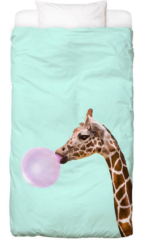 Giraffe housse de couette enfant