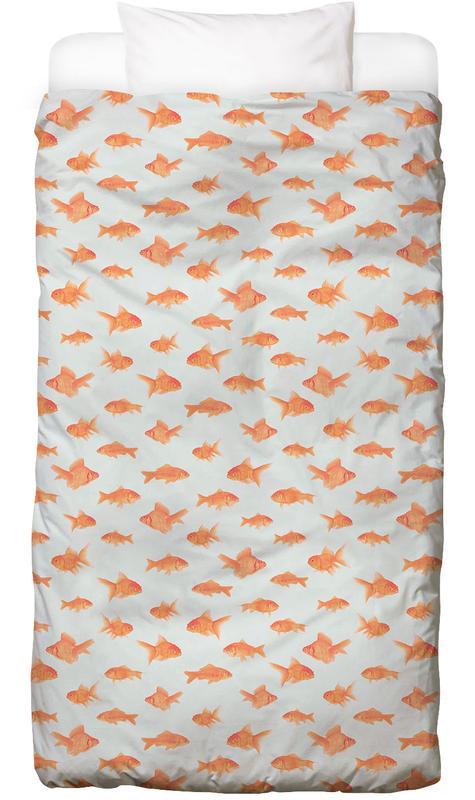Goldfish -Kinderbettwäsche