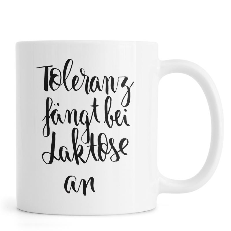 Toleranz Mug