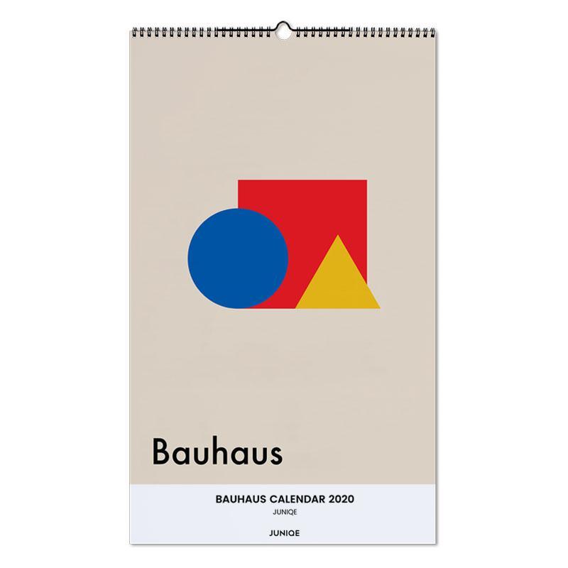 Bauhaus Calendar 2020 - JUNIQE Wall Calendar