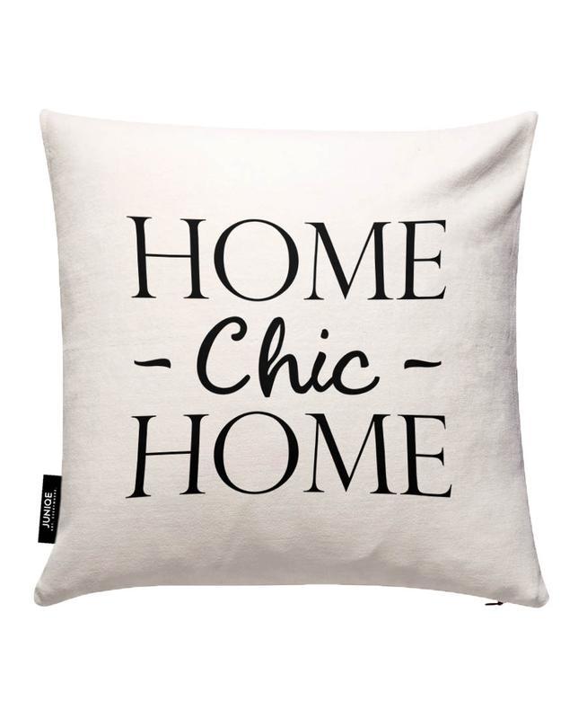 Home Chic Home Kissenbezug