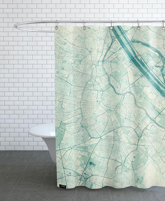Vienna Vintage Shower Curtain