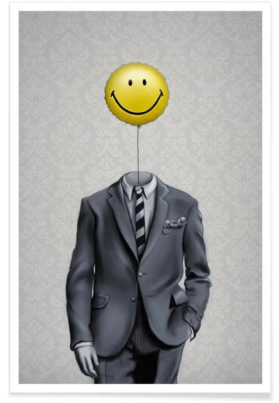 Mr Smiley poster
