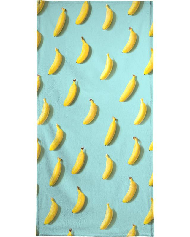 Banane Bath Towel