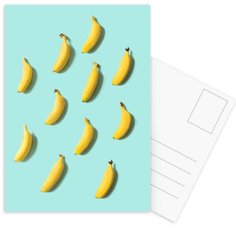 Banane cartes postales