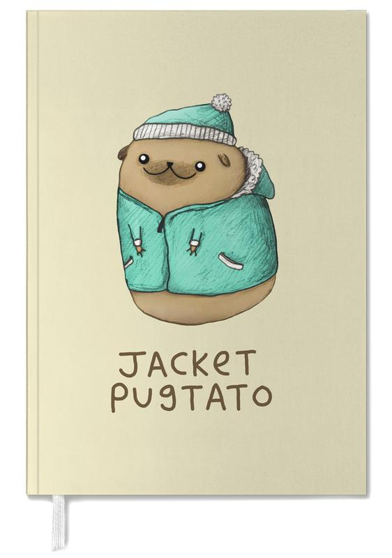 Jacket Pugtato Personal Planner