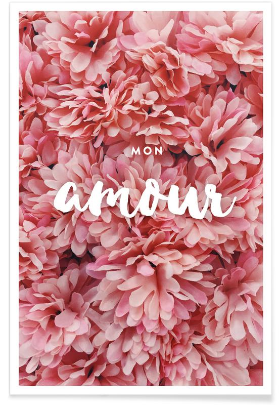 Mon Amour Poster