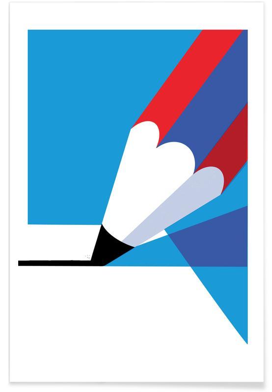 Pencil -Poster