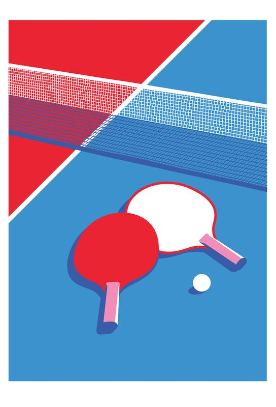 Ping Pong -Alubild