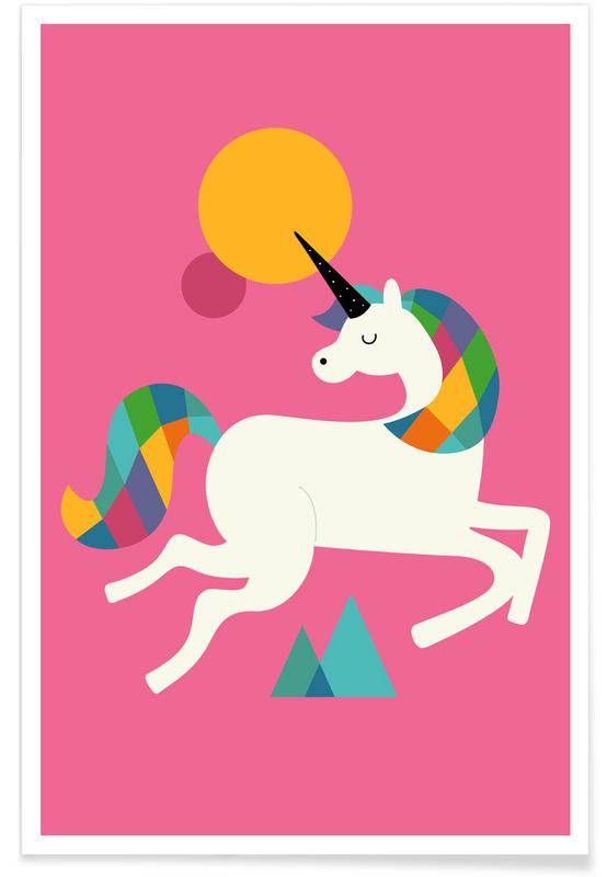 To Be A Unicorn -Poster
