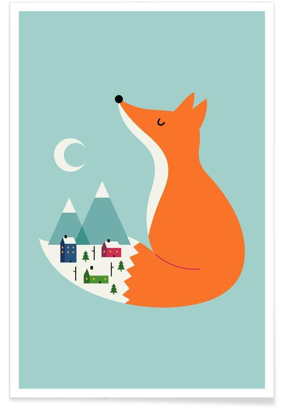 Winter Dreams -Poster