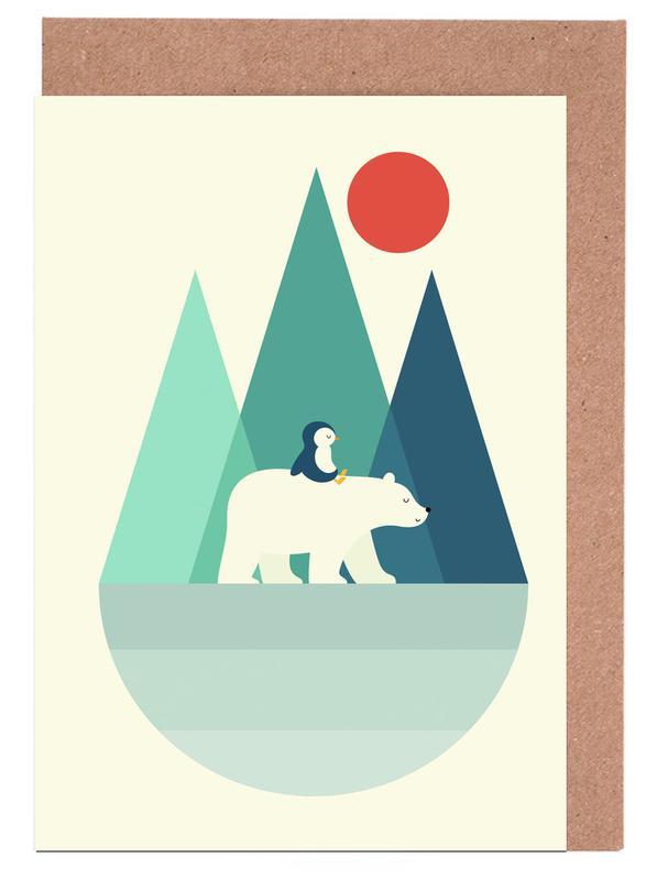 Bear You -Grußkarten-Set
