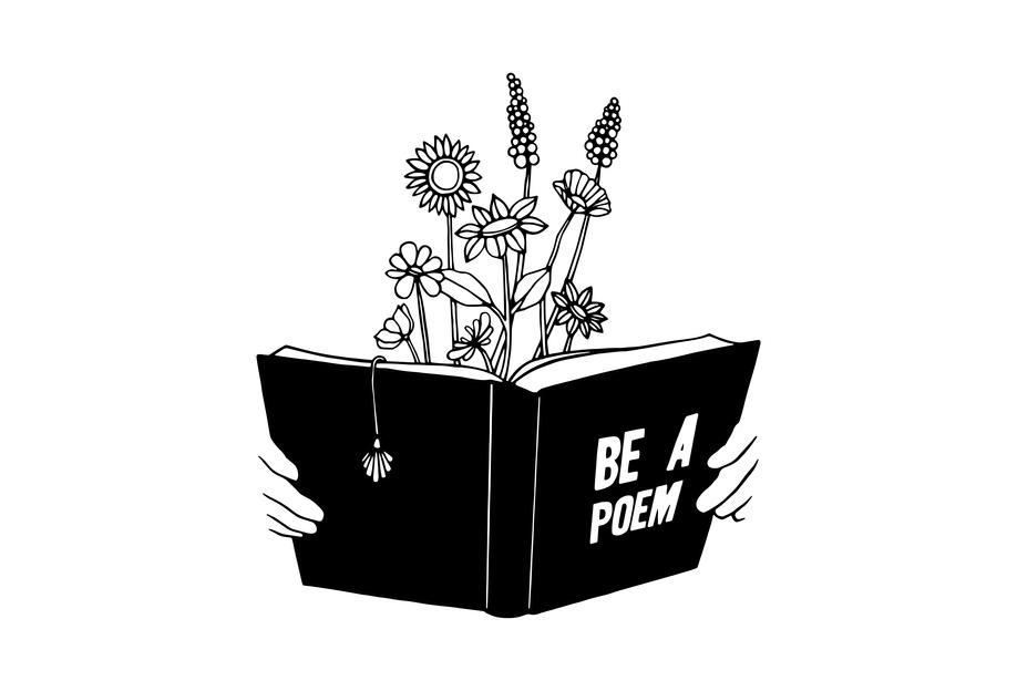 Be a Poem -Alubild