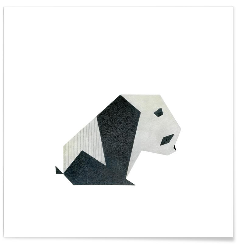 Panda #1 -Poster