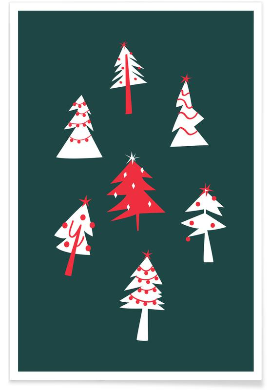 Holiday Pines Poster