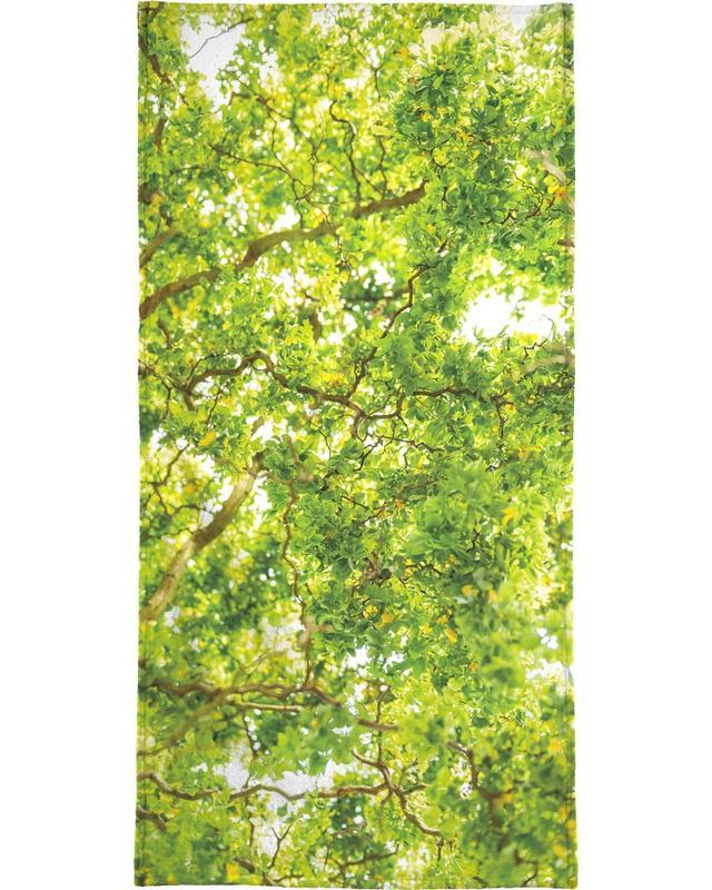 Hazel Tree -Handtuch