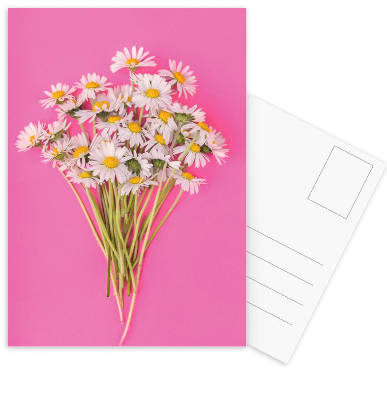 Bouquet of Daisies -Postkartenset