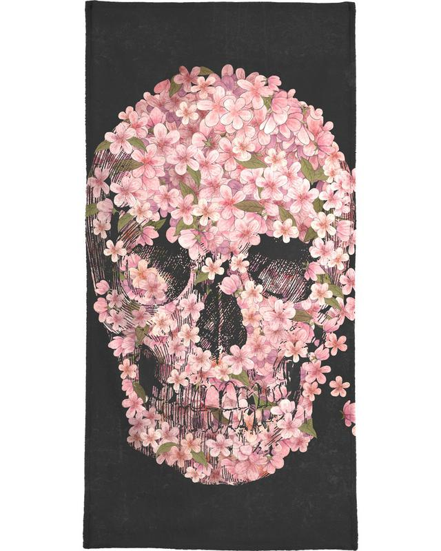 A beautiful death -Handtuch