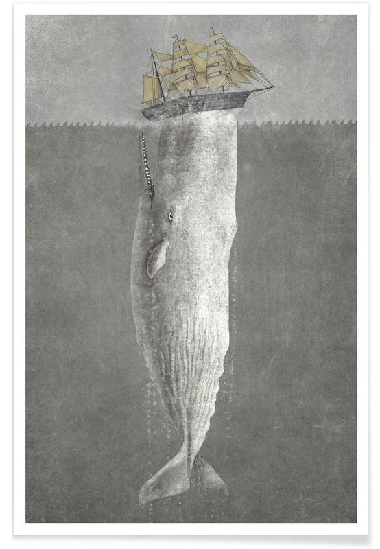Revenge of the Whale poster