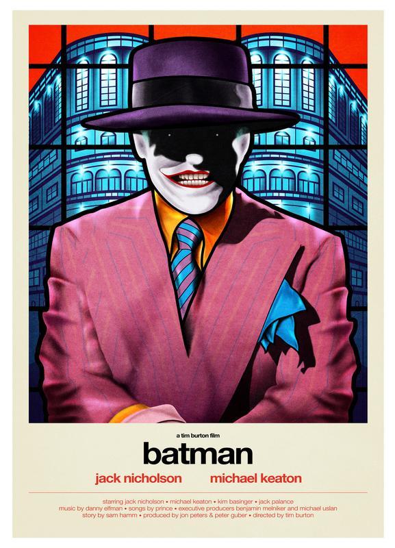 Batman -Leinwandbild