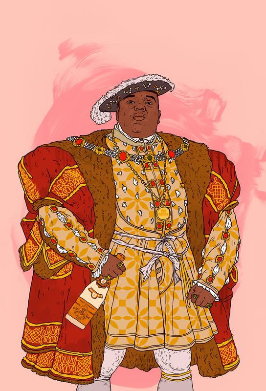 Rap Royalty 001 -Alubild