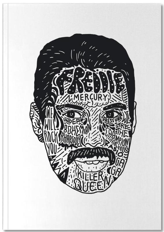 Freddie Notebook