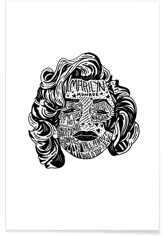 Marylin -Poster