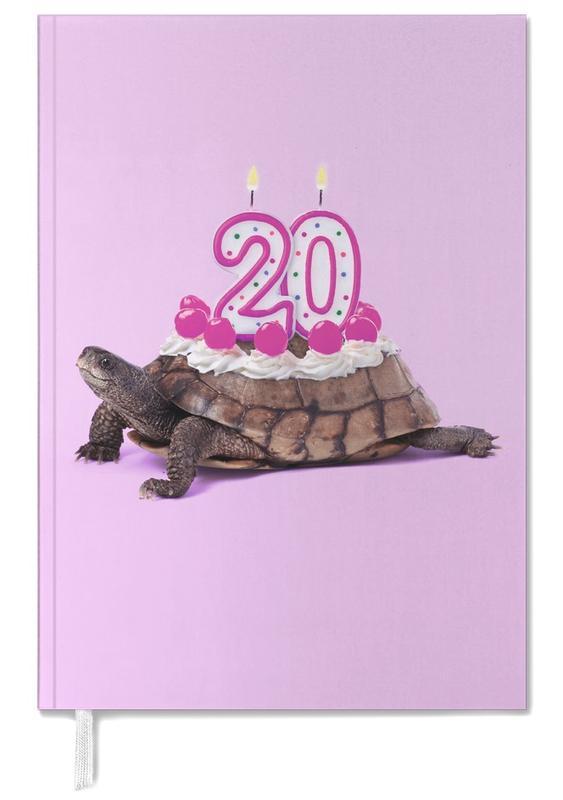 20 Turtle -Terminplaner