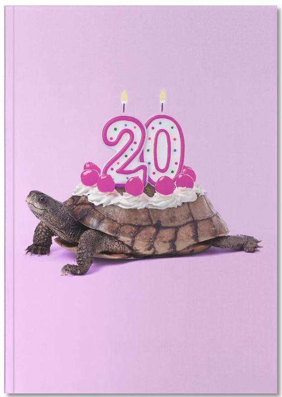 20 Turtle Notebook