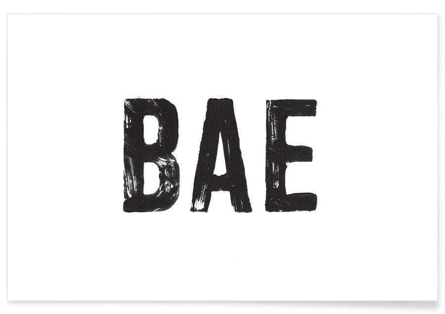 BAE -Poster