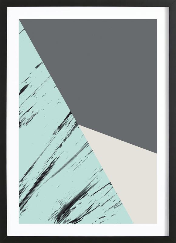 Formation I Framed Print