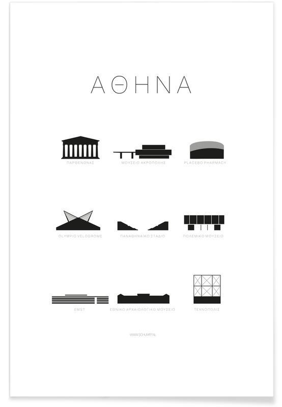 Athene -Poster