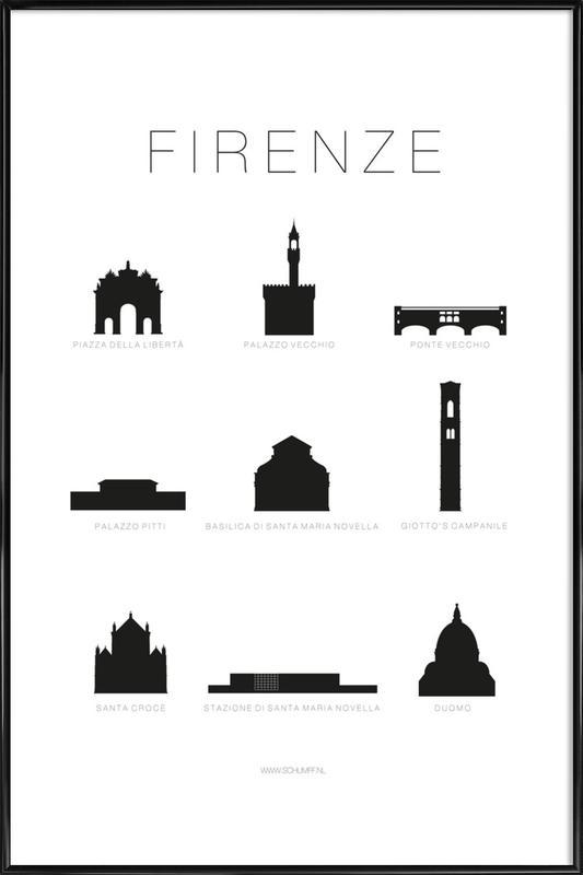 Firenze Framed Poster