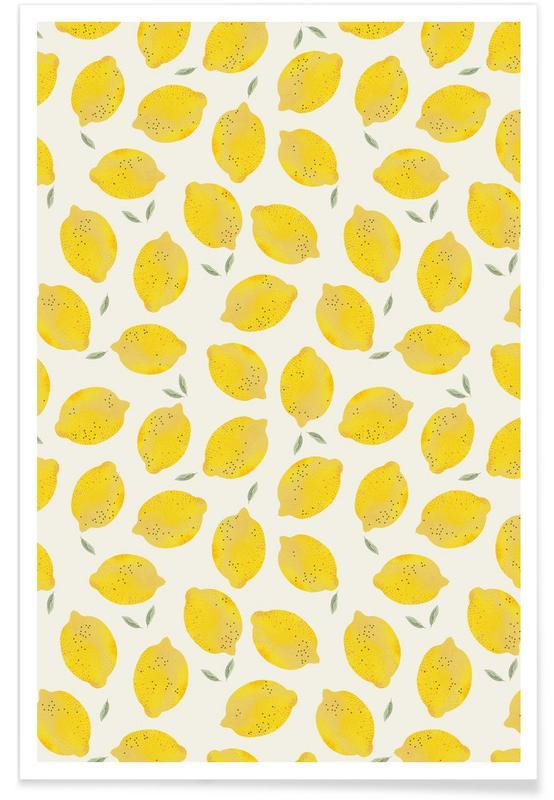 Lemon -Poster