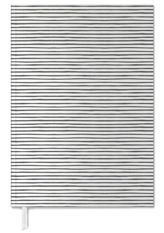 Watercolor Stripes -Terminplaner