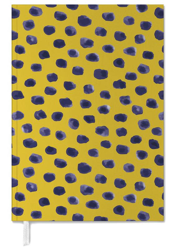 Blueberry Dots Personal Planner
